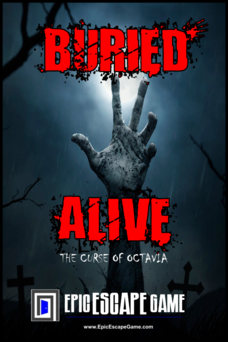 Buried Alive Escape Room Pikeville Kentucky