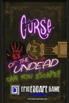 Curse of the Undead Escape Room Cheyenne Wyoming