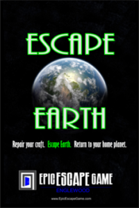 Escape Earth Escape Room Englewood Colorado
