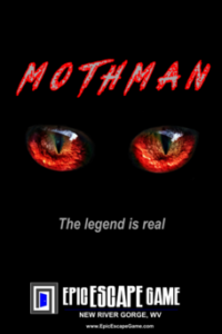 Mothman Escape Room