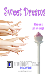 Sweet Dreams Escape Room Englewood Colorado