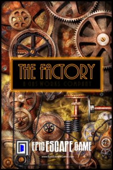 The Factory Escape Room Muncie Indiana