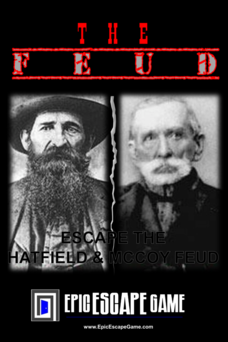 The Feud Escape Room Pikeville Kentucky