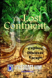 The Lost Continent Escape Room Englewood Colorado