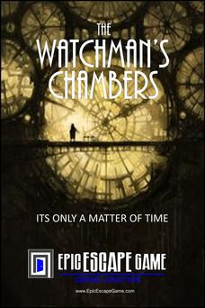 The Watchman's Chambers Escape Room Grand Junction Colorado