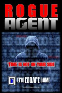 Rogue Agent Escape Room Phoenix Arizona