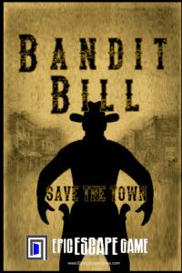 Bandit Bill Escape Room Marathon Texas
