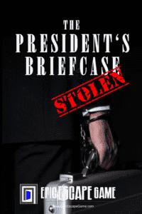The President's Briefcase Escape Room Greenwood Village Colorado