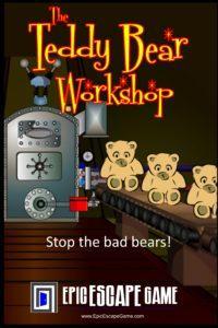 The Teddy Bear Workshop Escape Room Greenwood Village Colorado