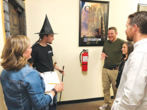 The Quest Escape Room Castle Rock