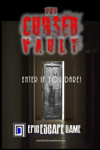 The Cursed Vault Escape Room Greenwood Village Colorado