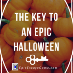 epic escape game halloween