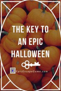 epic escape game halloween